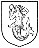 Fig. 434.—Mermaid.