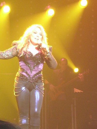 Ednita Nazario, Puerto Rican singer and songwriter