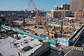 Construction site NW of the Broadway and W 129th St intersection, Manhattan.jpg