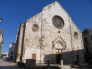 Roman Catholic Diocese of Conversano-Monopoli - Cathedral in Conversano
