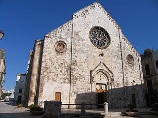 Roman Catholic Diocese of Conversano-Monopoli diocese of the Catholic Church
