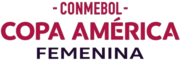 Description de l'image Copa-America-Femenina-Logo.png.