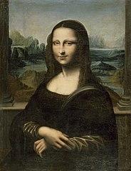 Copy of the ''Mona Lisa