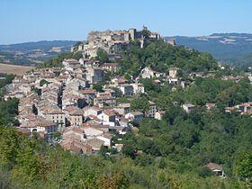 La cité médiévale de Cordes-sur-Ciel