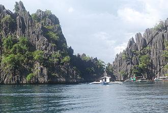 Coron, Palawan - Image: Coron Med mission 1