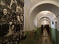 Corridor with Display of Partisans Killed by Soviet Forces - Museum of Genocide Victims - Vilnius - Lithuania (27829872456) (2).jpg