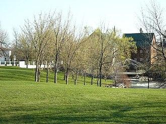 Coteau-du-Lac, Quebec - Image: Coteaudulac