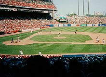 Milwaukee County Stadium - Wikipedia