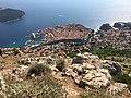Croatie, Dubrovnik, Ville fortifiée aux toits de tuiles rouges (46317676885).jpg