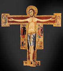 Crucifix des Stigmates de sainte Catherine
