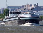 Crooswijk - ENI 02328611, from the river Noord, Dordrecht, pic1.JPG