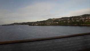 File:Crossing the Tay Rail Bridge (northwards looking east).webm