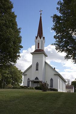Cross of Christ Lutheran Church - Wikipedia