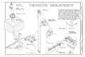 Crushing Department - Kennecott Copper Corporation, On Copper River and Northwestern Railroad, Kennicott, Valdez-Cordova Census Area, AK HAER AK,20-MCAR,1- (sheet 6 of 15).png