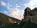 Cuenca, Casco Antiguo de la Ciudad y paisaje que lo rodea, casas colgantes2.jpg