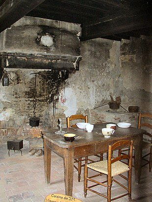 La cucina del curato d'Ars