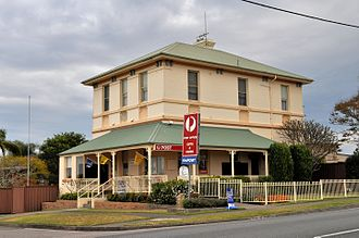 Taree - Cundletown Post Office.