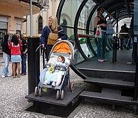 """100%-wheelchair-access-is-assured-in-curitiba-public-transportation."""
