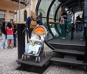 Sistema RIT de Curitiba, Brazil