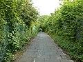 Cycleway behind Daneshill Industrial Estate - geograph.org.uk - 843987.jpg