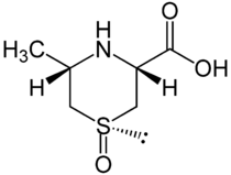 Cycloalliin Structural Formulae.png
