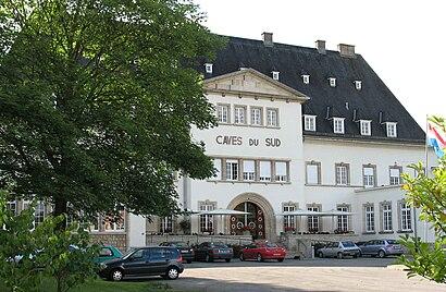Comment aller à Remerschen en transport en commun - A propos de cet endroit