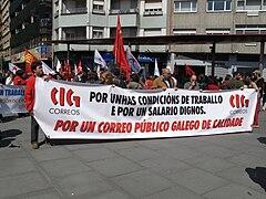 Día do traballo. Santiago de Compostela 2009 08.jpg