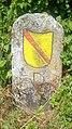 Dainbach Grenzstein Großherzogtum Baden-Königreich Württemberg 3.jpg