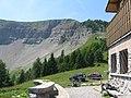 Dal rifugio, il Monte Peller - panoramio.jpg
