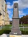 Daméraucourt - Monument aux morts - WP 20190316 14 14 49 Rich.jpg