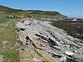 Damaged sea defences - geograph.org.uk - 904615.jpg