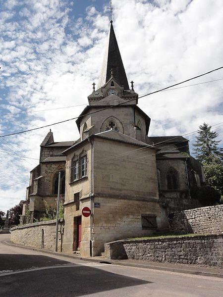 Dammarie-sur-Saulx (Meuse) église