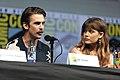 Dan Stevens & Rachel Keller (43821263381).jpg
