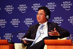 Dang Thanh Tam - World Economic Forum on East Asia 2010.jpg
