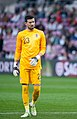 Danijel Subasic - Croatia vs. Portugal, 10th June 2013.jpg