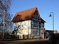 Dankmarshausen im thüringischen Wartburgkreis - Der ehemalige Bahnhof.jpg