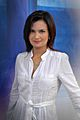 Filipina TV host Daphne Oseña-Paez half shot wearing a white blouse
