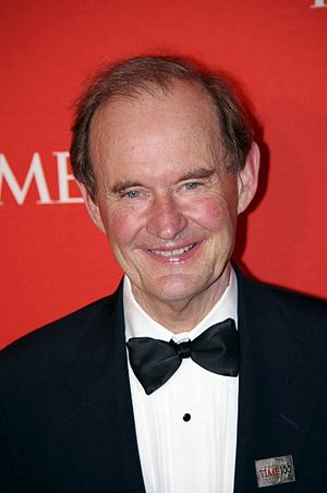 David Boies - Boies at the 2011 Time 100 gala