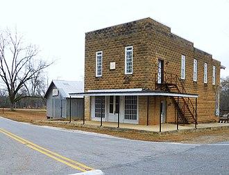Daviston, Alabama - Image: Daviston Alabama