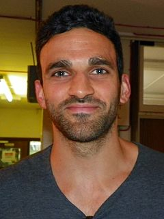 Davood Ghadami English actor