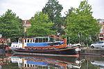 De CONCURA uit 1930 bij de reunie 2011 van de LVBHB voor de wal in Leeuwarden (01).JPG