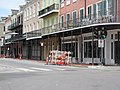 Decatur at Esplanade Sidewalk Paving New Orleans June 2017.jpg