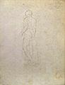 Dehodencq A. - Pencil - Etude de nu masculin, vu de dos.jpg