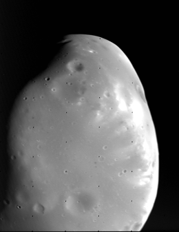 Image illustrative de l'article Déimos (lune)