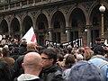 Demonstrace Dělnické strany 17. listopadu na Národní třídě (2).jpg