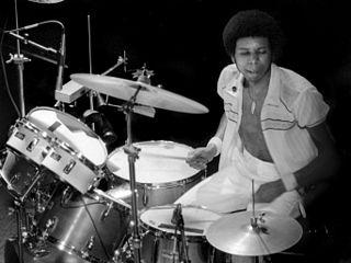 Denardo Coleman American jazz drummer
