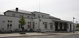 Denmark-Randers train station.jpg