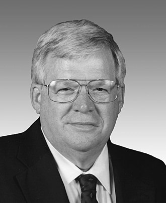 2002 United States House of Representatives elections - Image: Dennis Hastert, in 108th Congressional Pictorial Directory