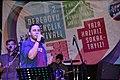 Dereboyu youth festival 2018 singer.jpg
