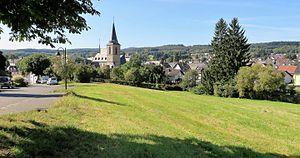 Dernbach, Westerwaldkreis - Dernbach Nordansicht